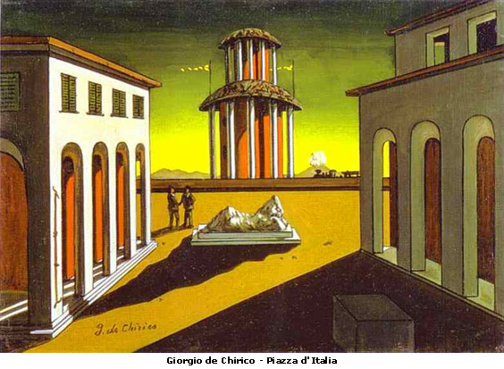 Plaza d'Italia