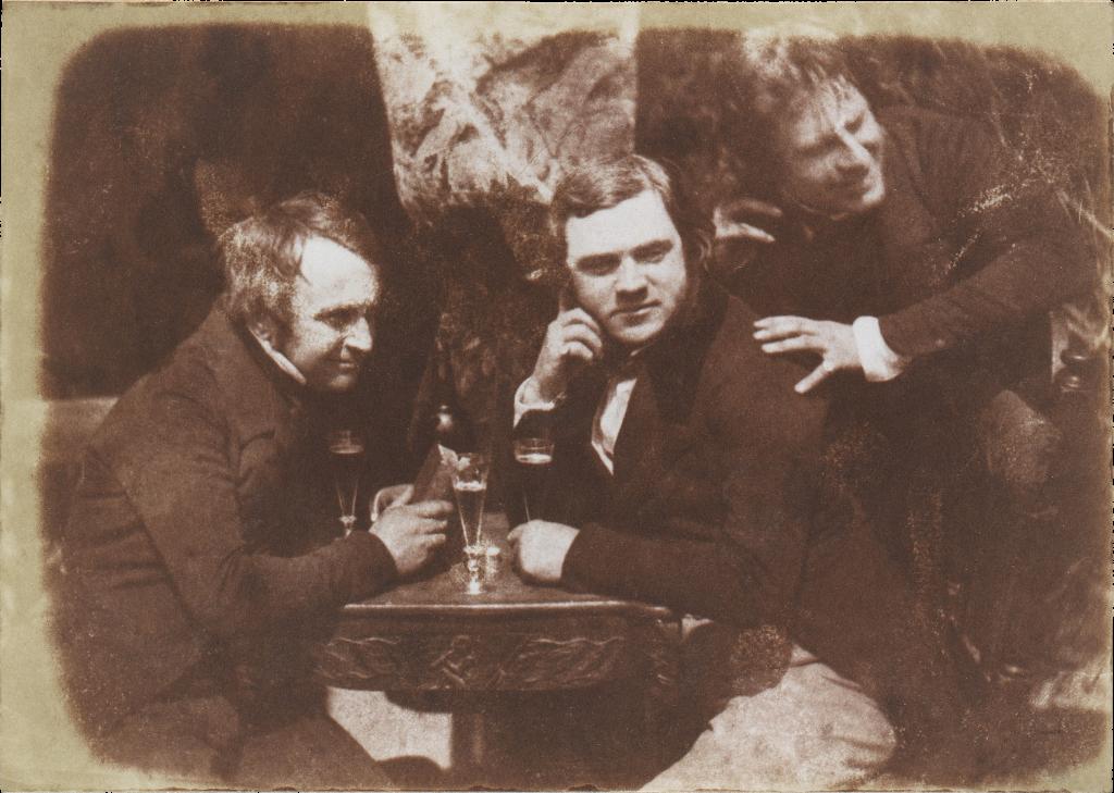'Tis a strange serpent – Drinking in Literature (with Friends)